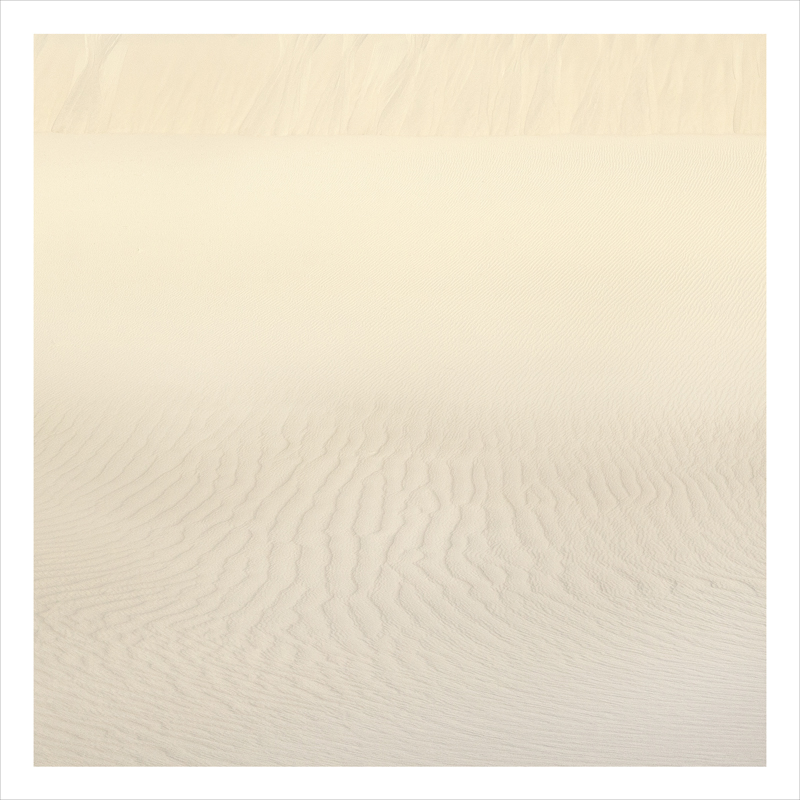 sand waves, Death Valley
