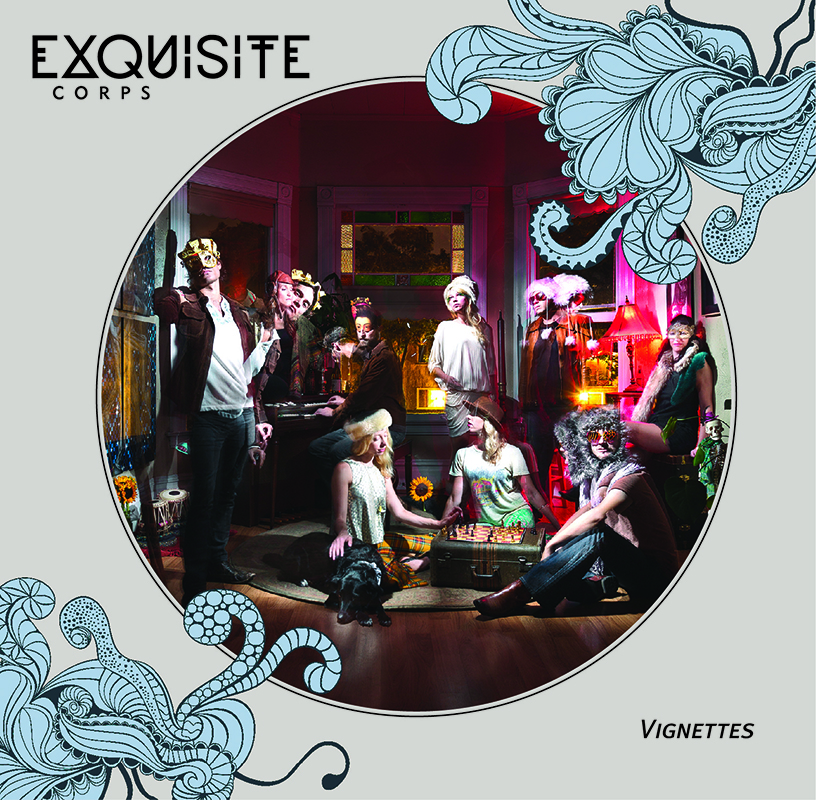 Exquisite Corps - Vignettes album cover