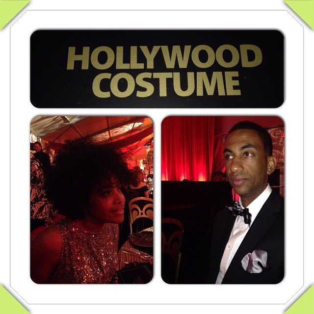 1st red carpet event London to Phoenix #hollywoodcostume #downtownphoenix  (at Phoenix Art Museum)