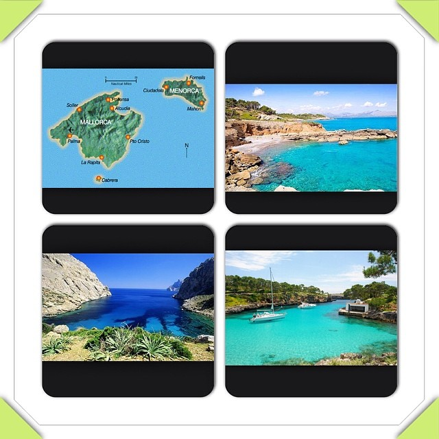 Looking forward to #Mallorca giving me all my spring 2015 inspiration.