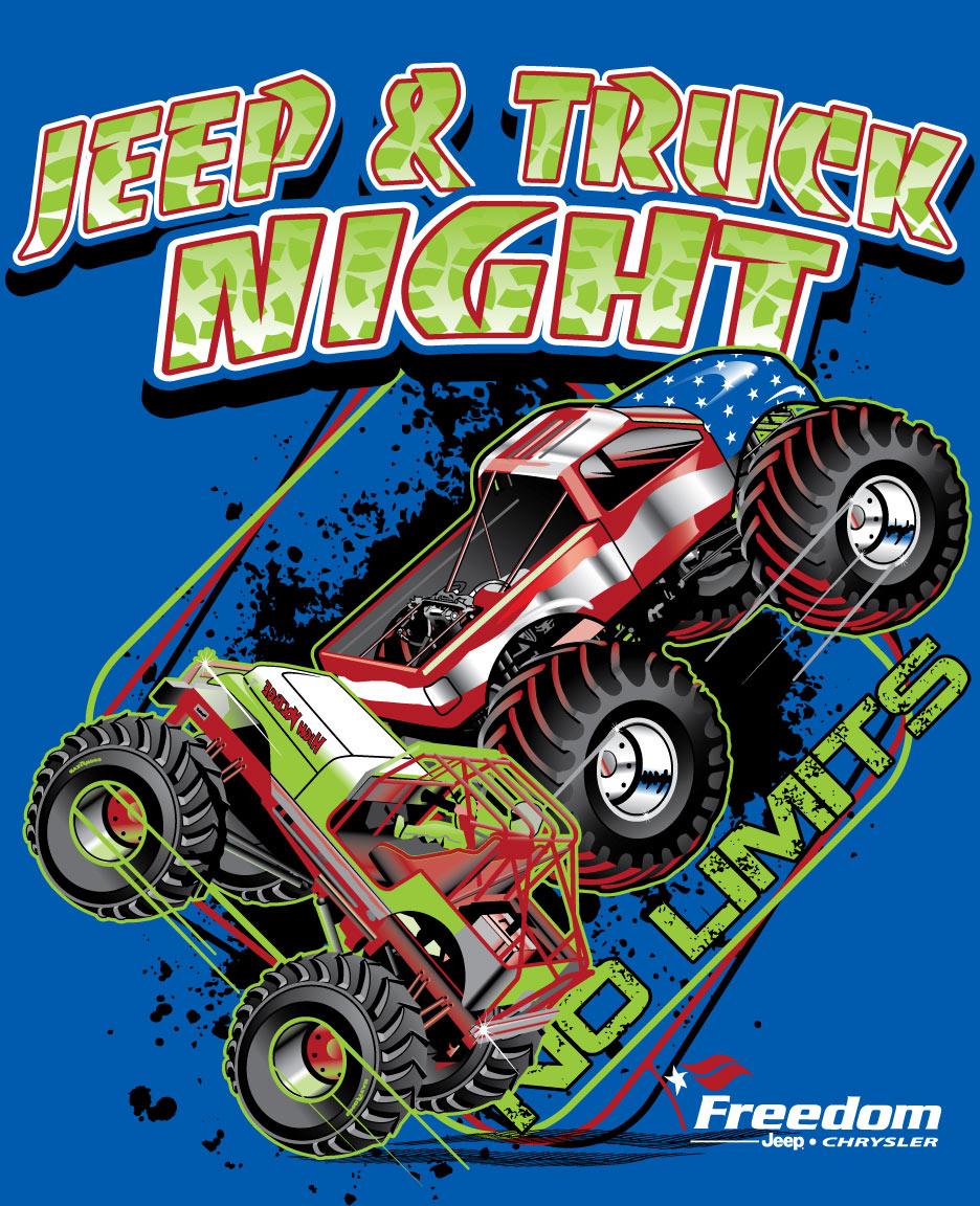 Jeep-&-Truck-Night-Shirt-Design.jpg