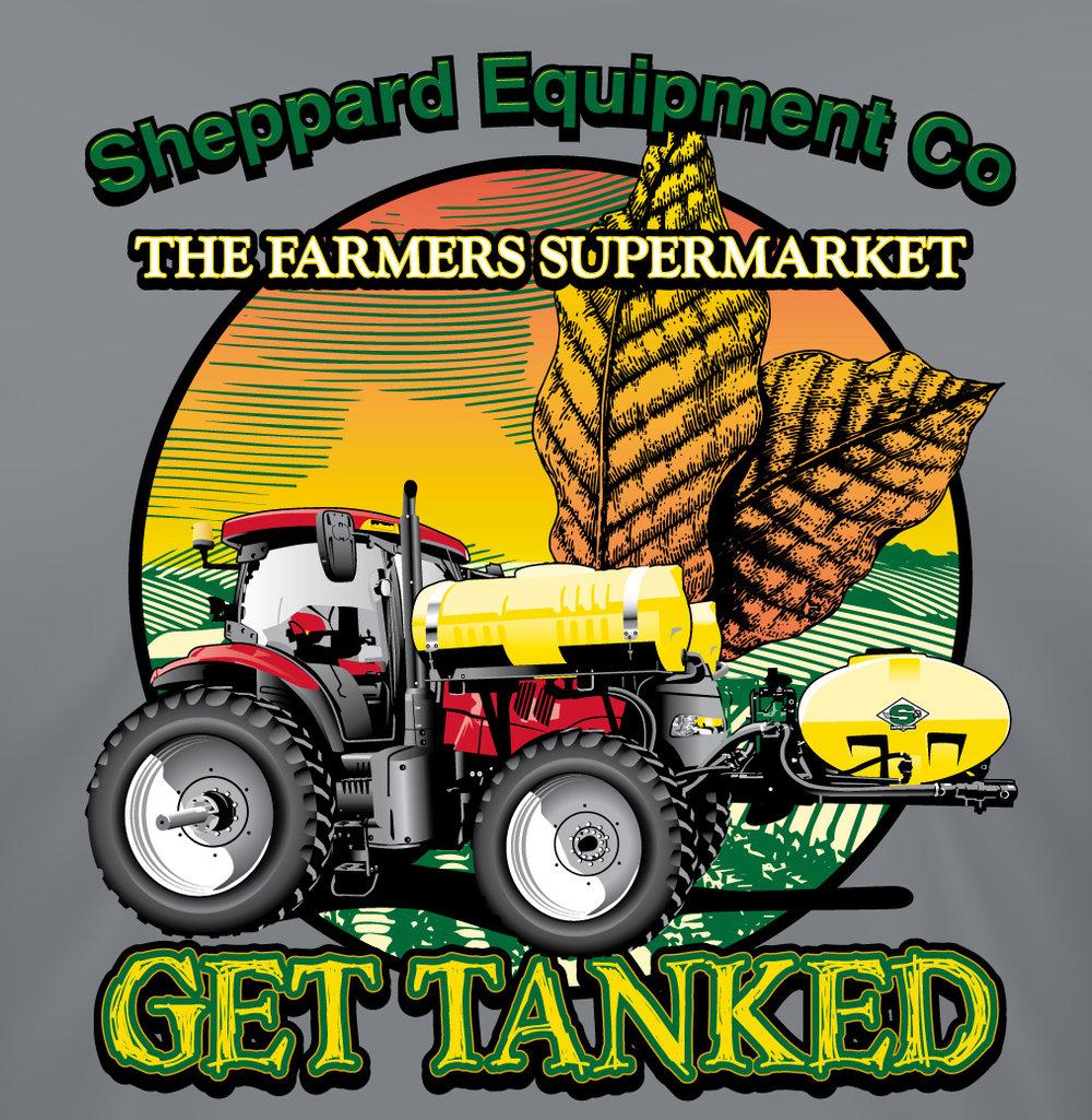 Tractor 5c Spot