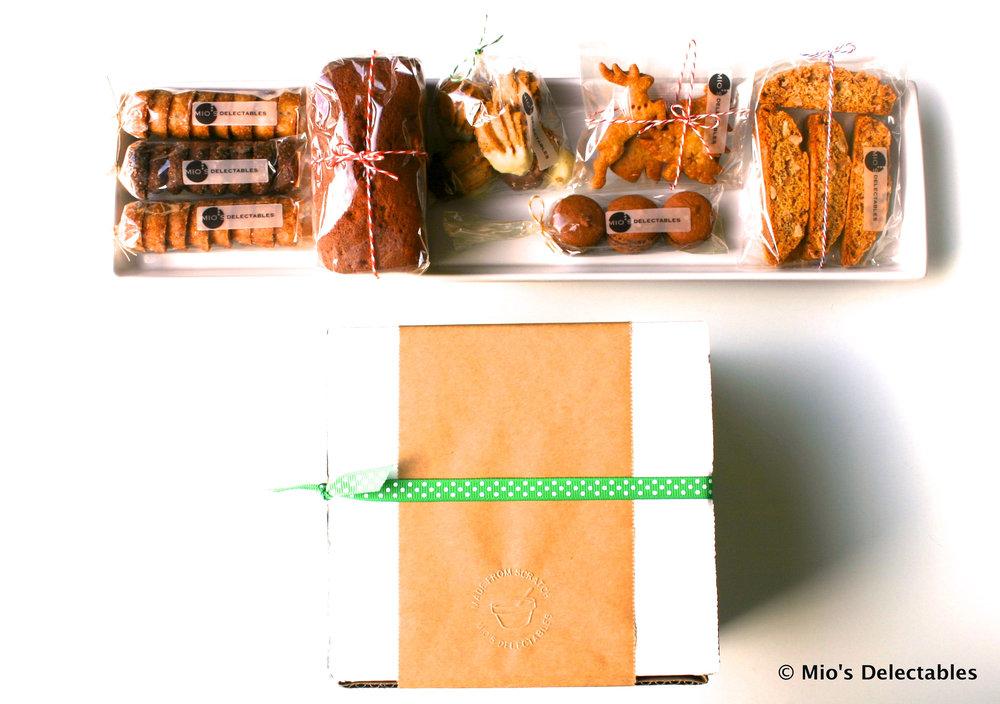 2) Medium Gift Box $27.50