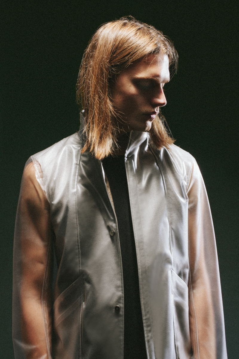 Kelvin - our heating jacket using textile-based components.