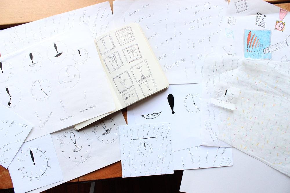 Initial Design & Concept Exploration