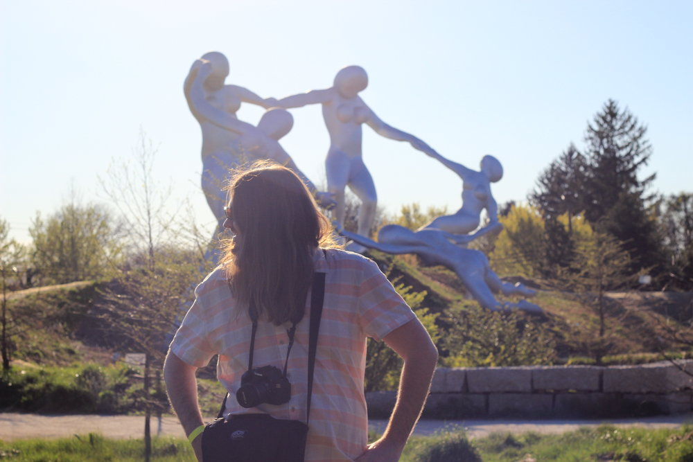 Princeton's Grounds for Sculpture
