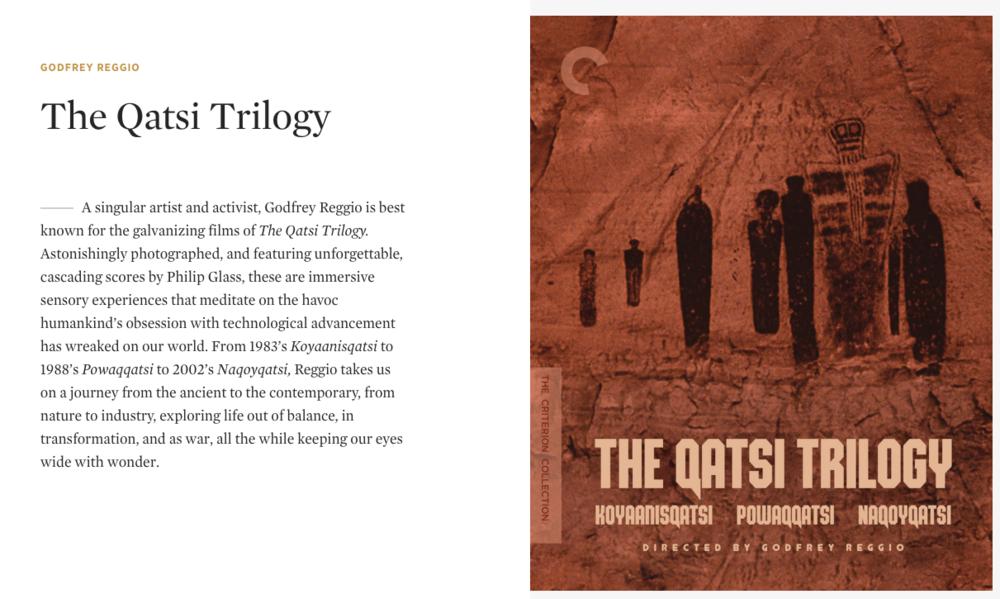 https://www.criterion.com/boxsets/934-the-qatsi-trilogy