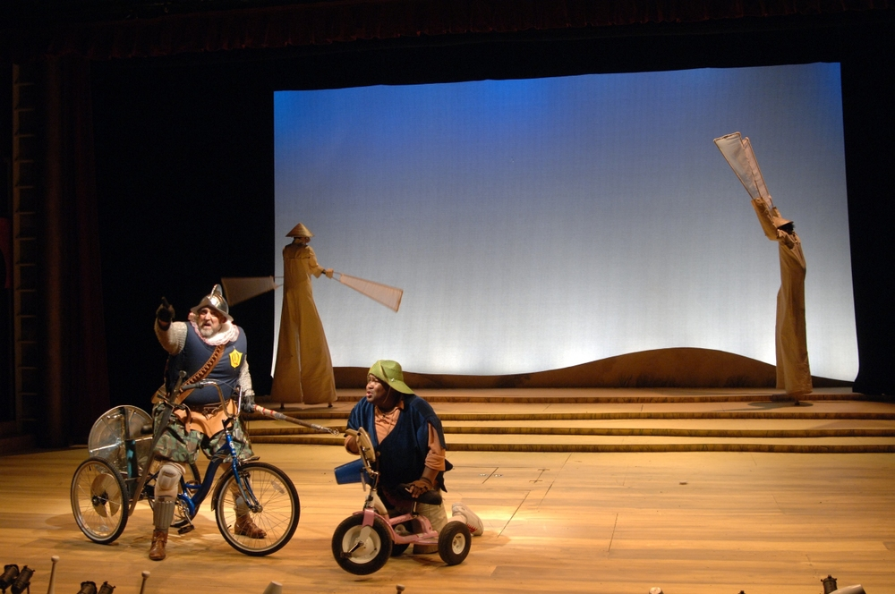 """Don Quixote"" - San Diego REP"