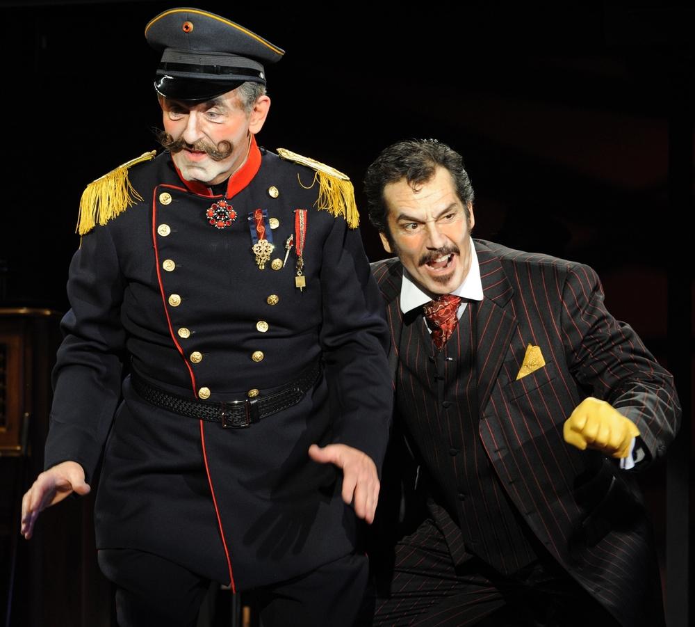 """The Threepenny Opera"" - San Diego REP"