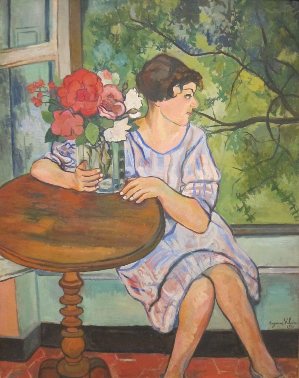 Young_Girl_in_Front_of_a_Window_by_Suzanne_Valadon,_San_Diego_Museum_of_Art.JPG