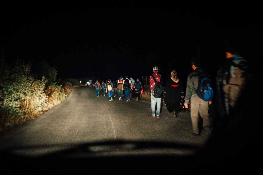Most European countries keep locals from driving refugees lest they be taken for smugglers. Refugees have to cover vast distances by foot, often at night, where there is no public transport. Oct 3, 2015.