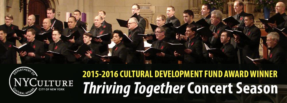 2015 DCA CDF Award