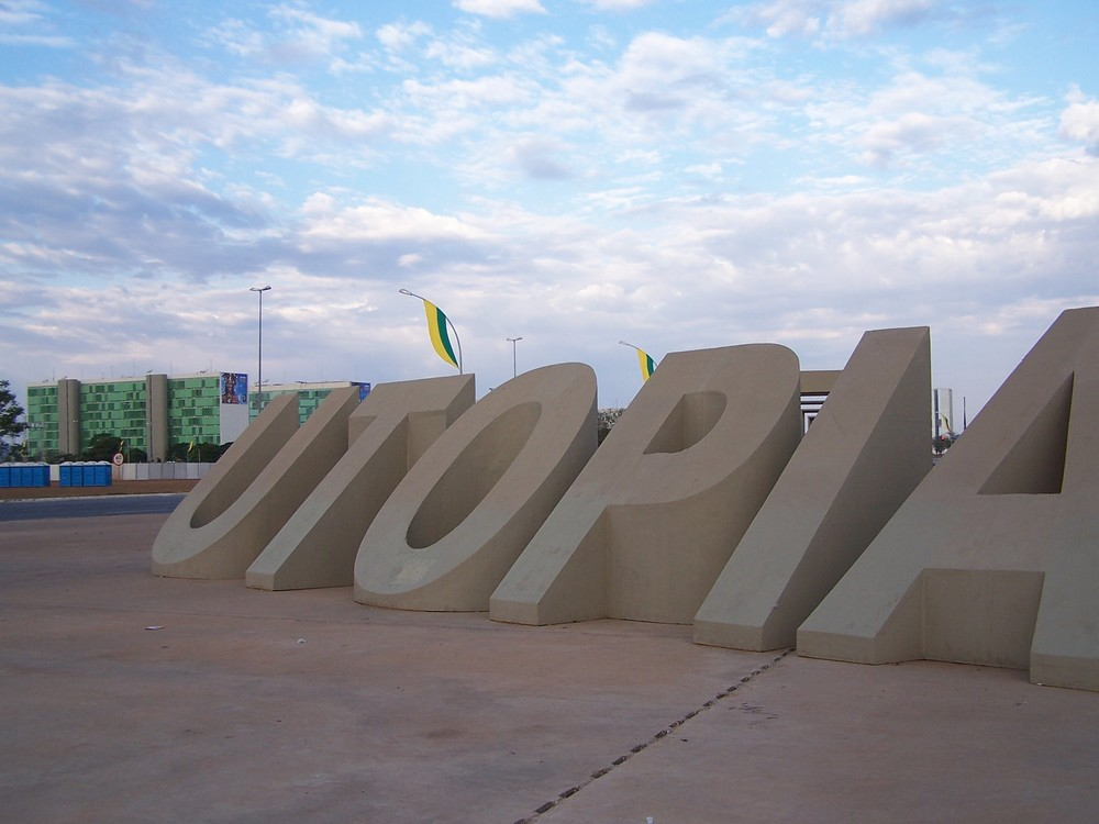 Utopia  by Andréia Bohner (via Flickr, CC-BY-20 Unported license)