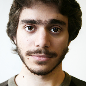 Kyle Randall, 2015-2016 ECMC Composer-in-Residence.