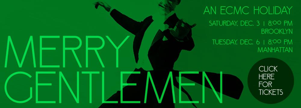 ECMC's Merry Gentlemen Concert Series