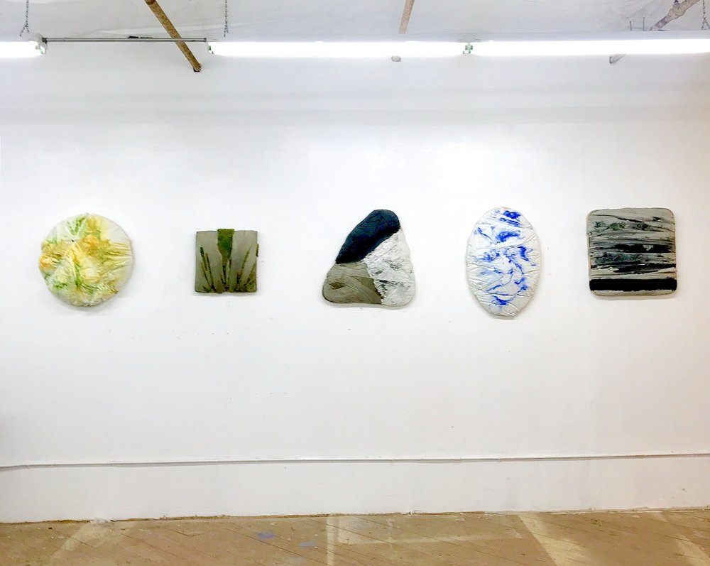 SUMMER 2016 , Installation view, July 2016.