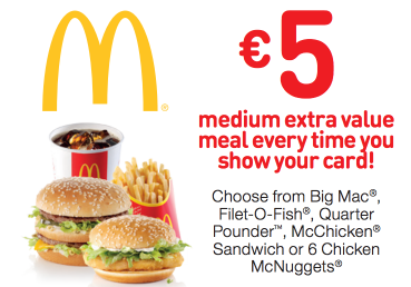 McDonalds discount tile