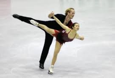 Someday we'll look like this on ice!