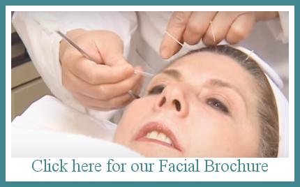 Facial Brochure!