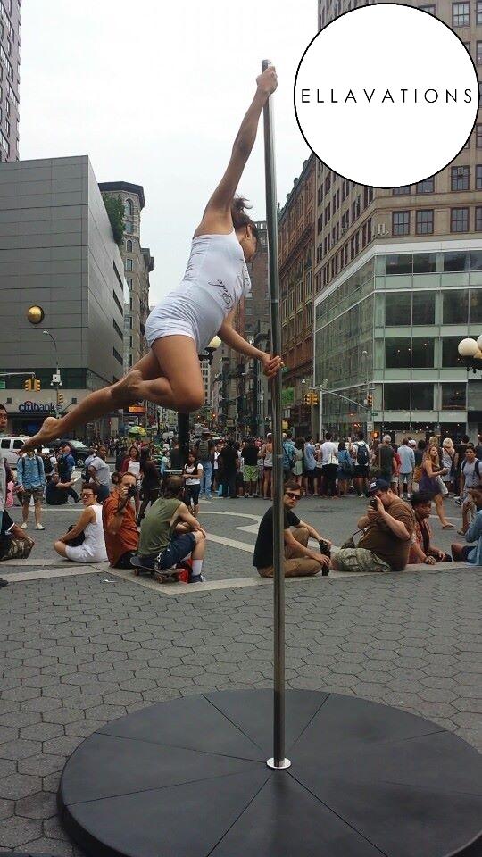 Jessica Janette Silva NYC Union Square Aerial Pole 3.jpg