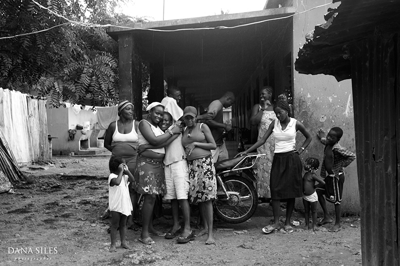 Dominican Republic: Haitian Community I