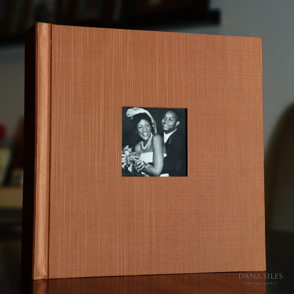 Renaissance Album: Renee & Ernest's wedding album