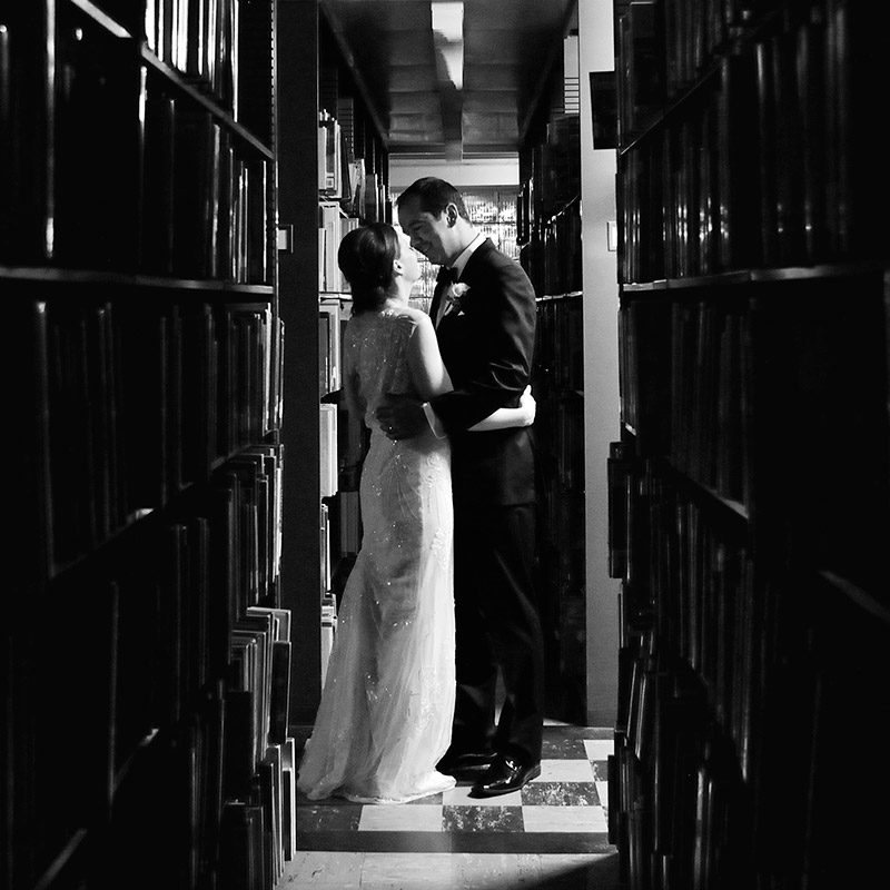 Julia & Jason   Providence Public Library   Providence, RI