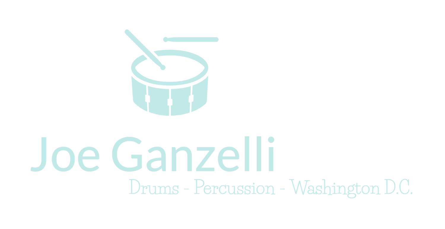 Joe Ganzelli : Percussionist : Washington D.C.