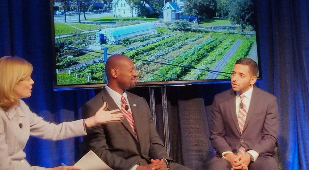Healthy Detroit Founder featured speaker at Robert Wood Johnson Foundation Forum in Washington, D.C.