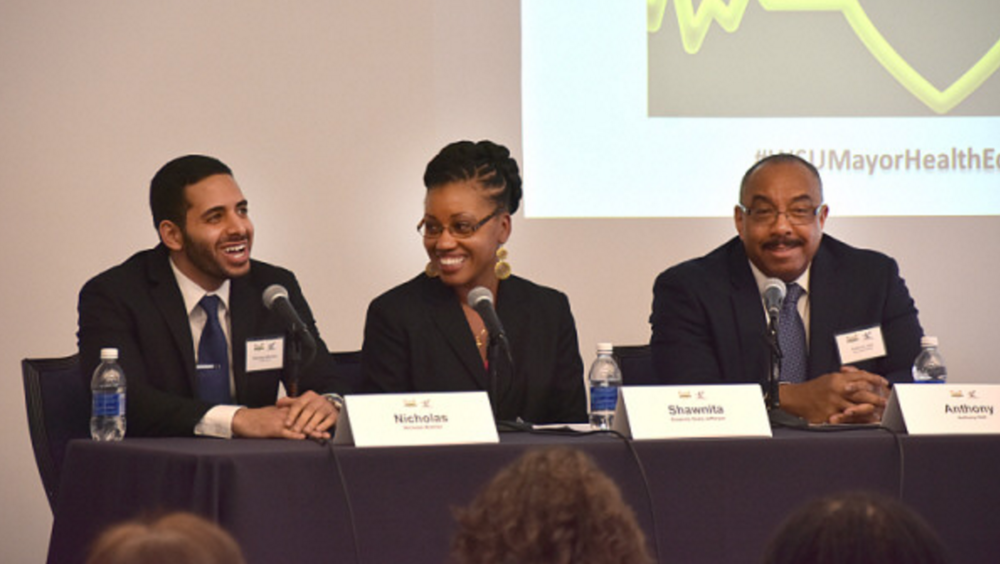 Healthy Detroit Founder featured speaker at WSU Mayor's Health Equity Summit