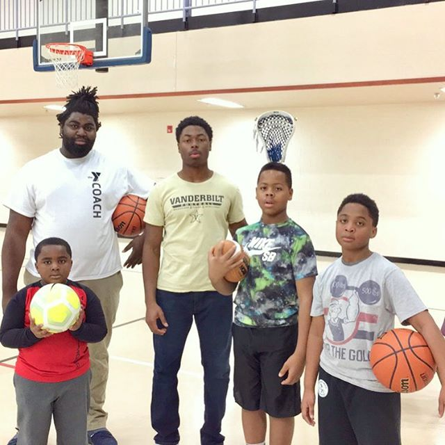 It's not too late to sign your child up for our Youth Athletics program! #HealthyDetroit & the @ymca will be offering a variety of sports where kids will have a say in what they #play. Join us every Tuesday & Thursday from 4pm-6pm at Samaritan Center #HealthPark or visit our events page at www.healthydetroit.org for more info!