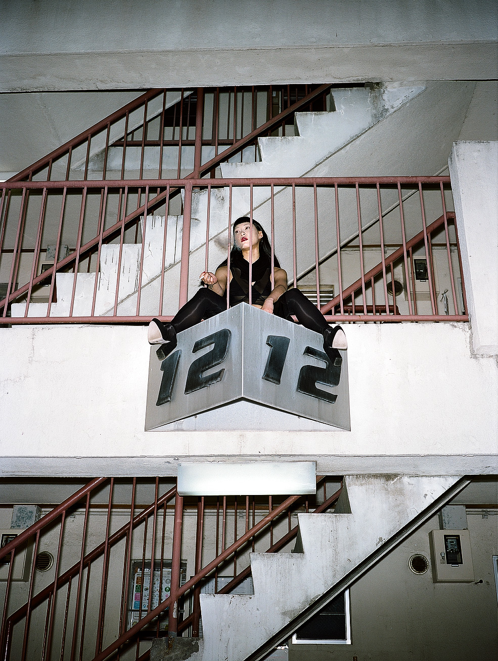 Bec in DSTM in Tokyo, shot for the new Tissue Magazine_3.jpg