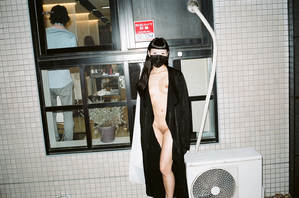 Bec in DSTM in Tokyo, shot for the new Tissue Magazine.jpg