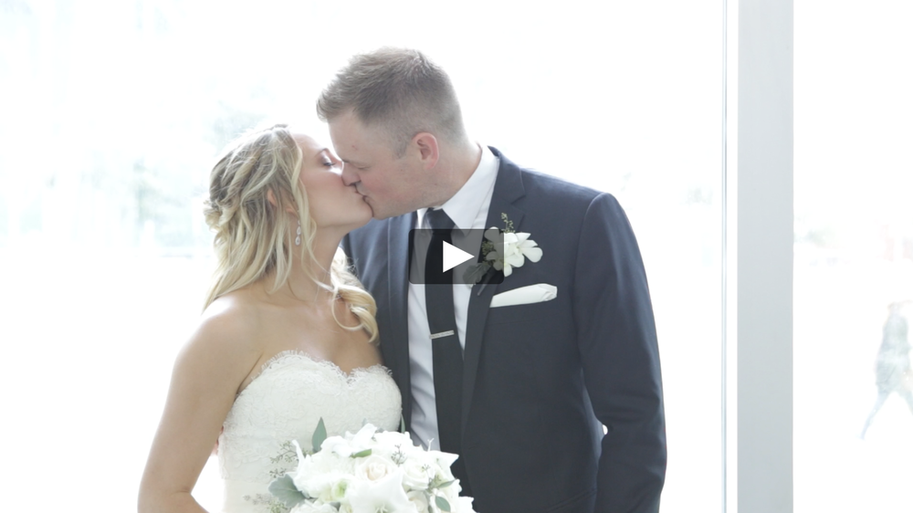 Winnipeg Downtown Wedding Video