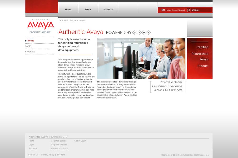 AuthenticAvaya_Home.jpg