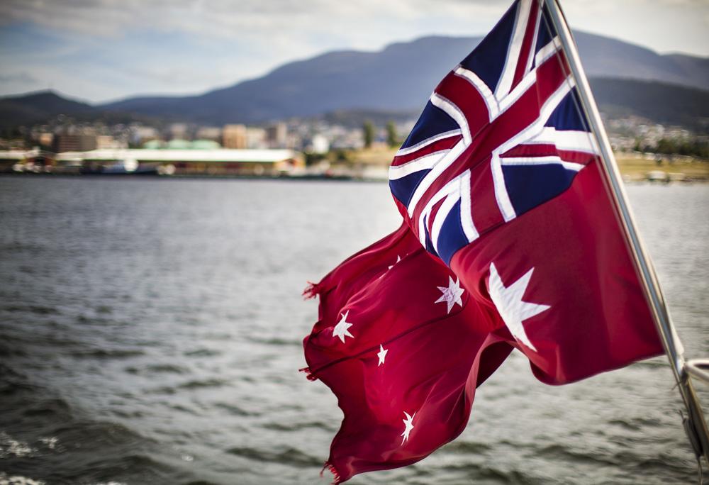 Australian Nautical Flag