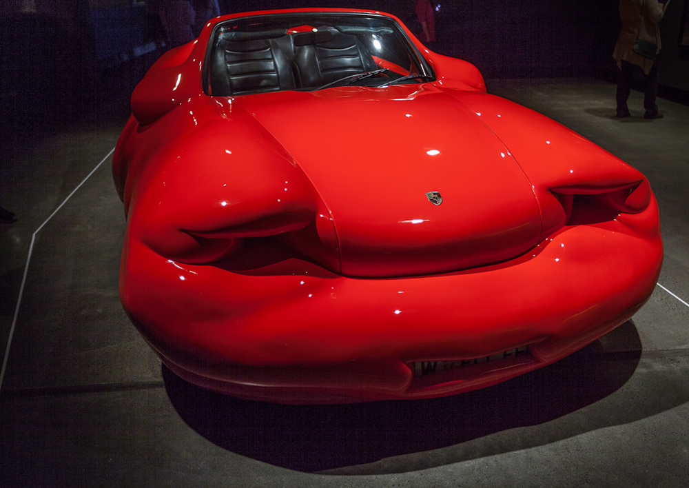 Pucker Porsche