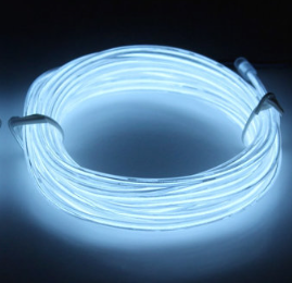 Electron S Kit EL Wire — LightMode on
