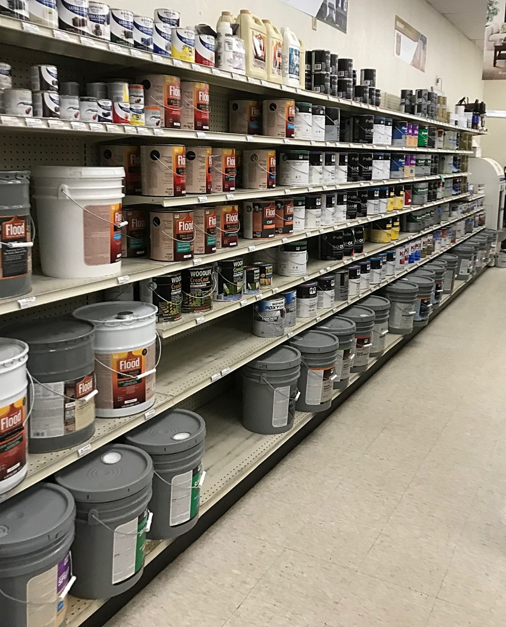 5 Gallon Buckets of Paint