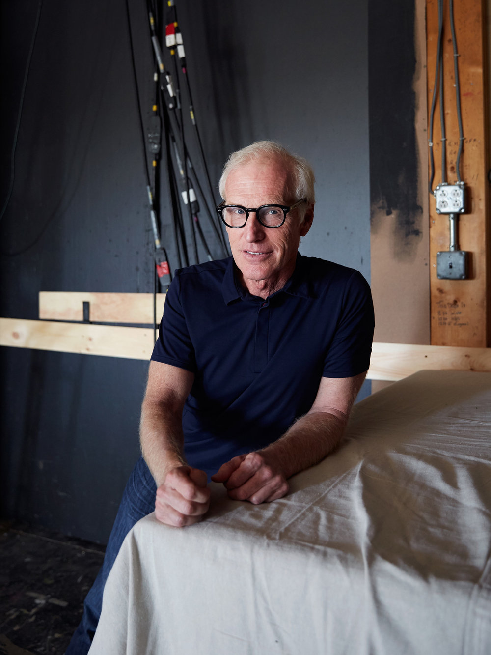 Brad Hall - The New York Times