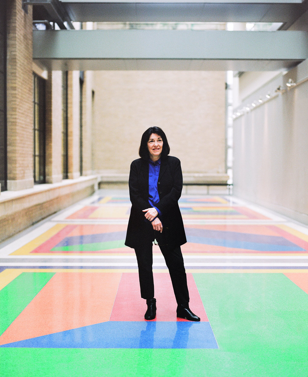 Leila Kinney - ED of Arts Initiatives at MIT - Cultured Mag