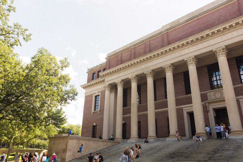 Harvard under lawsuit - Wall Street Journal