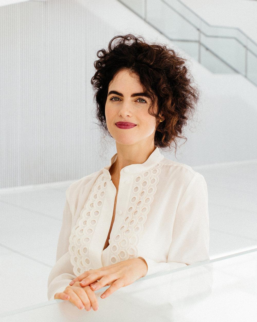 Neri Oxman - NYT Styles