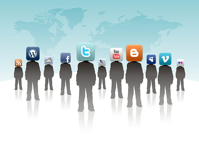 """""""Social Media 01"""" by Rosaura Ochoais licensed under CC by 2.0."""