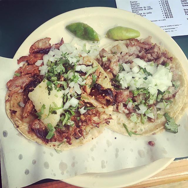 #tacosalpastor #tacosdelengua #cdmx #mexico #tacos #delicioso #yummy #foodie #foodporn #mexicanfood