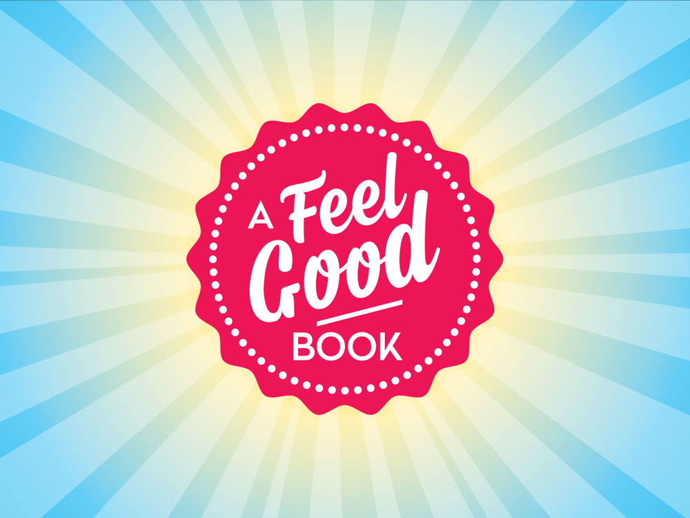 FEEL GOOD BOOKS - Logo seal design