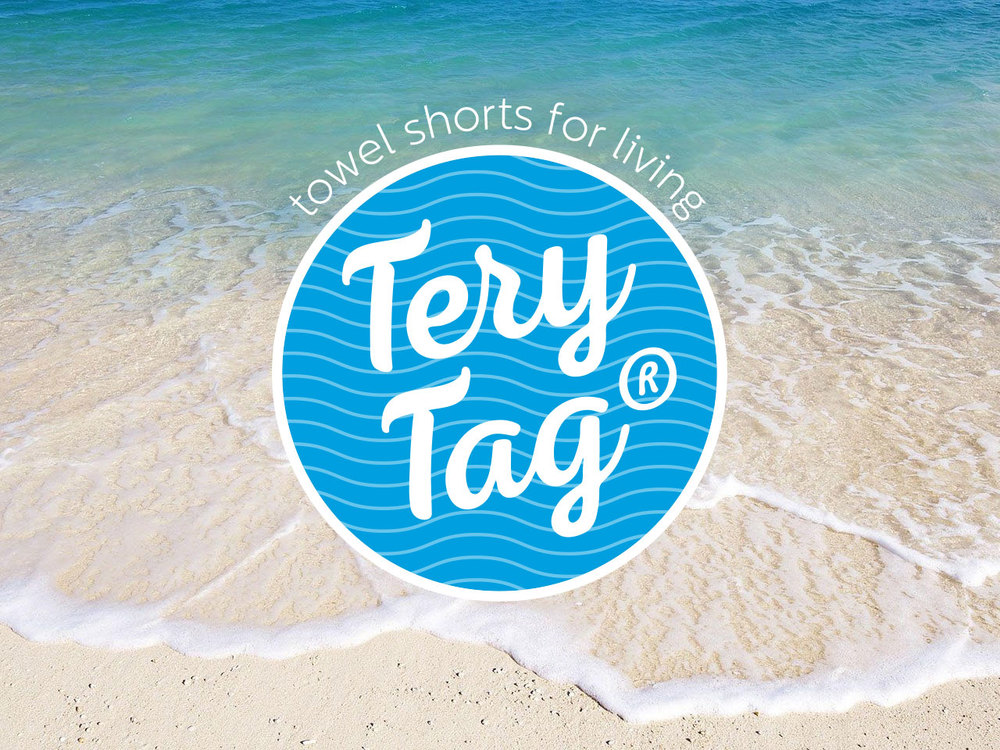 TERY TAG - Rebranding logo design. MORRISON DESIGN Branding & Graphic Design Geelong.