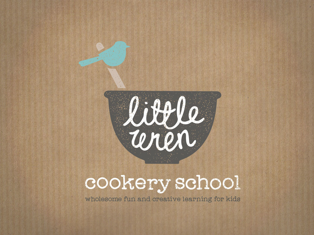 LITTLE WREN COOKERY SCHOOL - Artisan Rebrand. Morrison Design, Graphic Design and Branding Agency Geelong, Melbourne, VIC.
