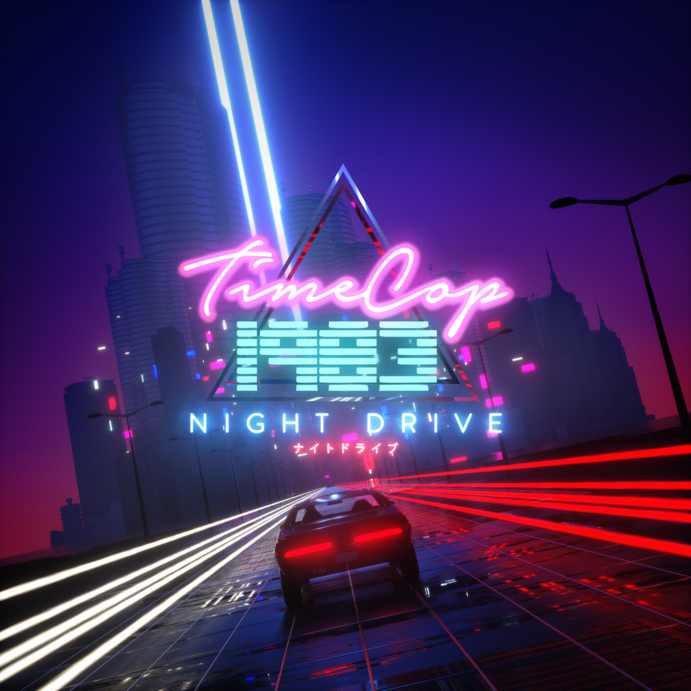 Timecop1983 - Night Drive - Album - Vinyl Smaller.png