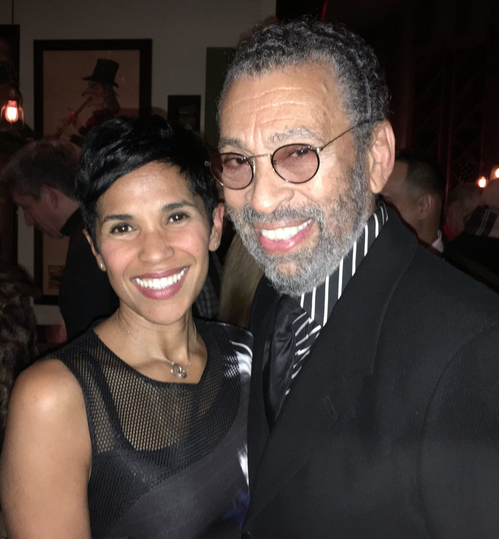 Tapping' Thru Life Opening night party with Maurice Hines
